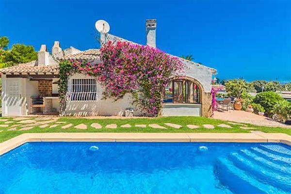 Villa Rosabella in Spain