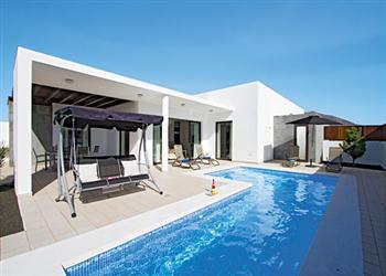 Villa Rosario in Lanzarote