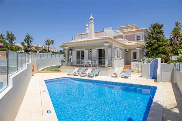 Villa Rosario, Sao Rafael, Algarve With Swimming Pool