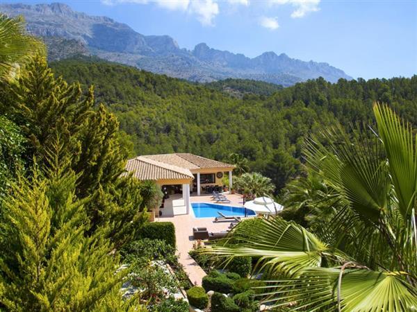 Villa Rosaura from Oliver's Travels