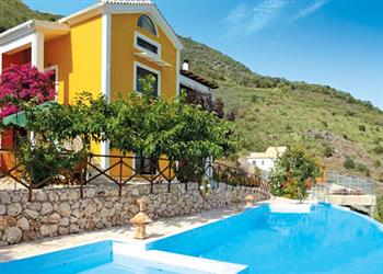 Villa Rose in Lefkas