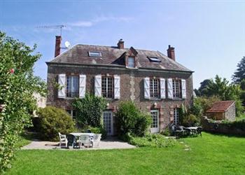 Villa Rose, Ste. Honorine-du-Pertes, Calvados - France