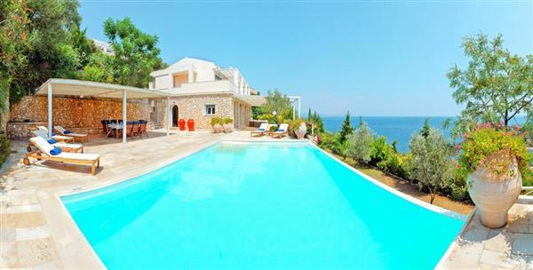 Villa Rossa in Ionian Islands