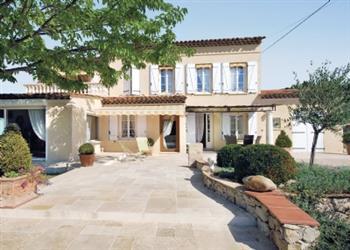Villa Rossa in Var