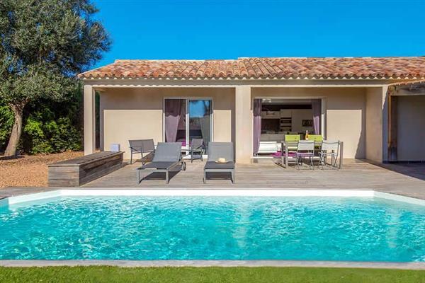 Villa Rossa in Corsica