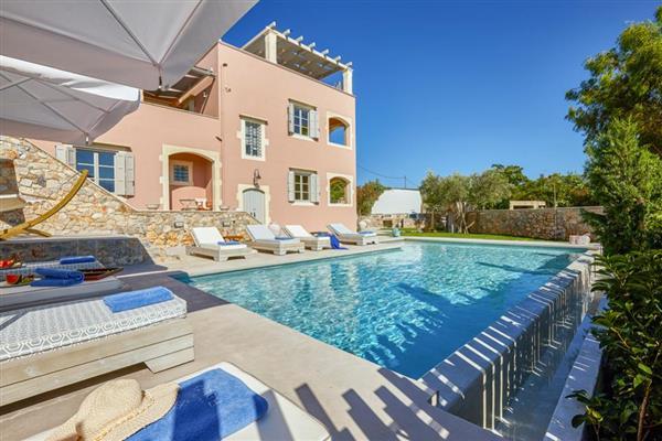 Villa Rouga in Crete