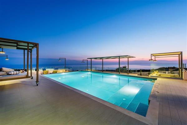 Villa Roxane in Ionian Islands