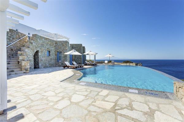 Villa Royal Blue in Southern Aegean