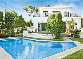 Villa Royal in Spain
