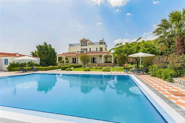 Villa Royal Classico in Rhodes