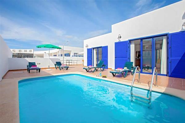 Villa Rubicon in Lanzarote