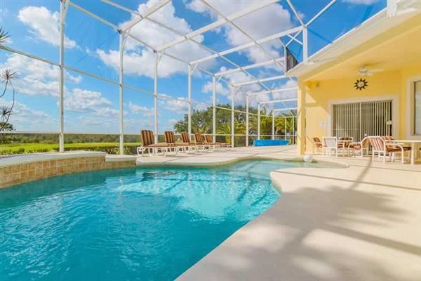 Villa Ruby Rose, Highlands Reserve, Orlando - Florida