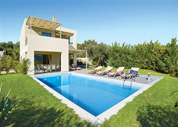 Villa Ruby in Kefalonia