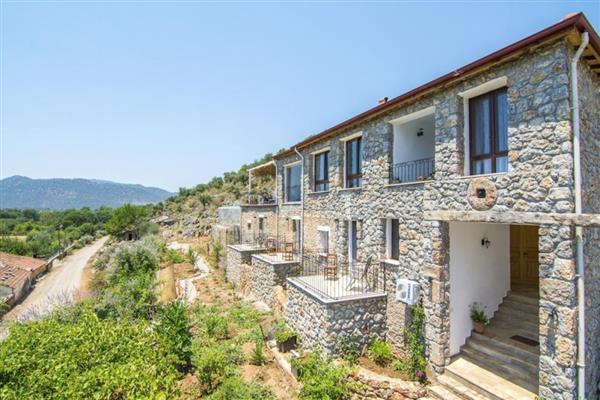 Villa Rustem in Fethiye