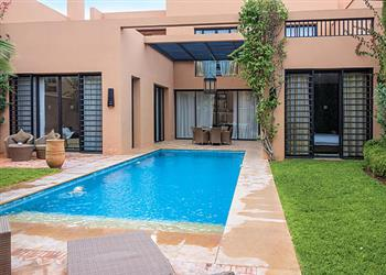 Villa Ryad Bab Aylan at Al Maaden Villa Hotel & Spa in Marrakech