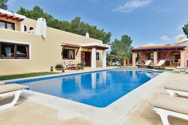 Villa S'Hort d'es Guelo in Ibiza