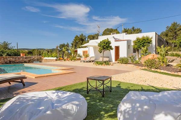 Villa Sa Cuina in Ibiza