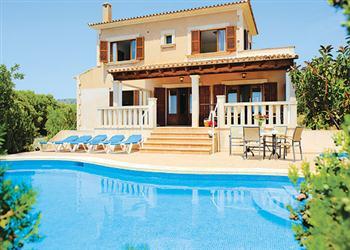 Villa Sa Penya Bosca in Mallorca