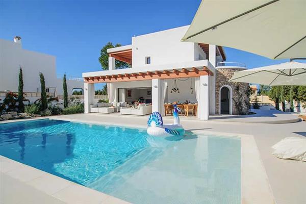 Villa Sa Plana de Baix in Ibiza