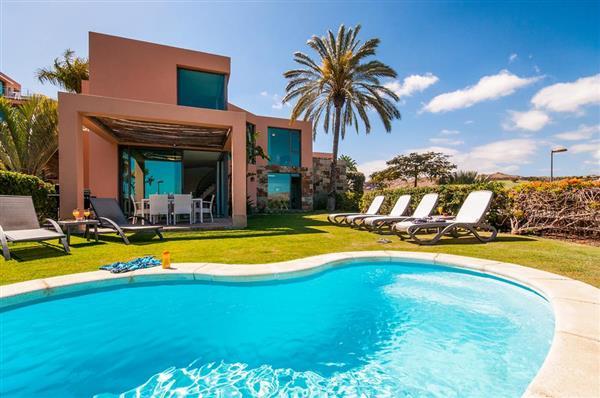 Villa Sachihiro in Las Palmas