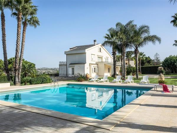 Villa Sacro Cuore in Provincia di Ragusa