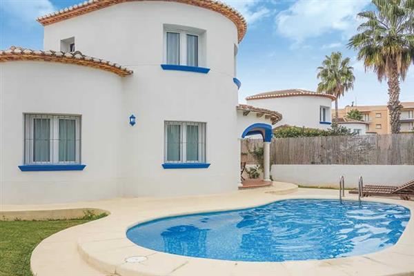 Villa Sagitario in Spain