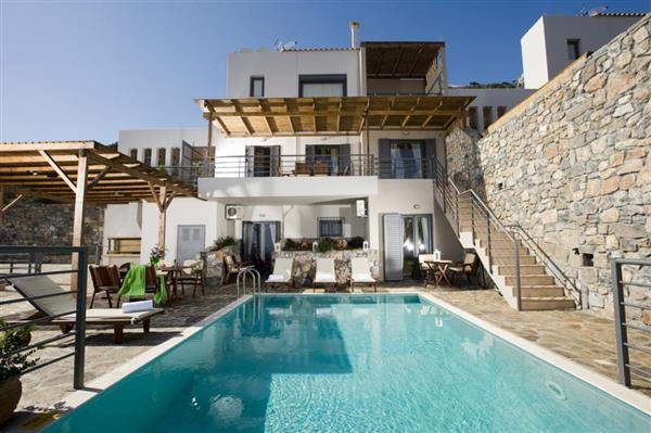 Villa Saina in Crete