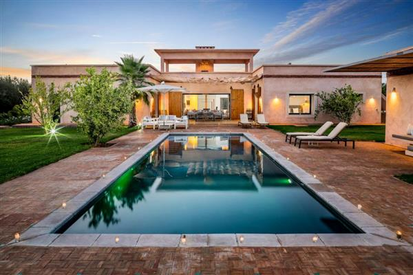 Villa Salamouni in Marrakech