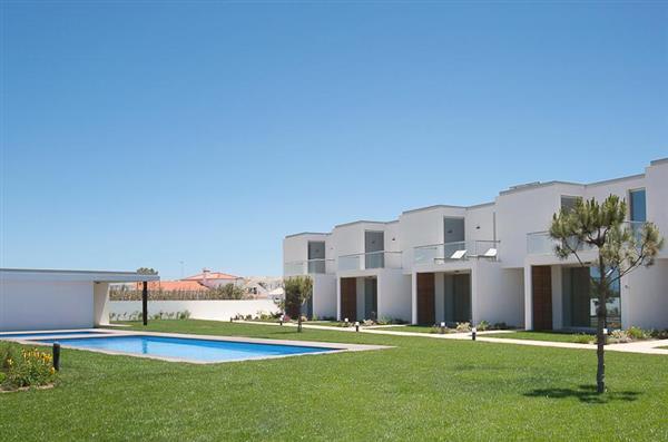 Villa Salimao II in Vila do Bispo