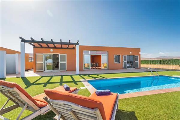 Villa Salina in Fuerteventura