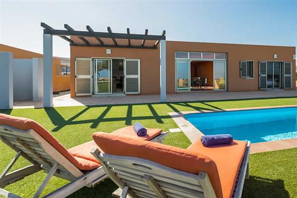 Villa Salina II in Fuerteventura