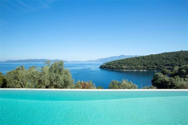 Villa Saloma in Ionian Islands