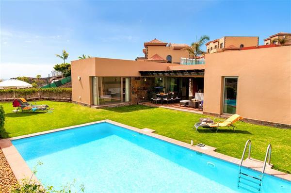 Villa Salome in Las Palmas