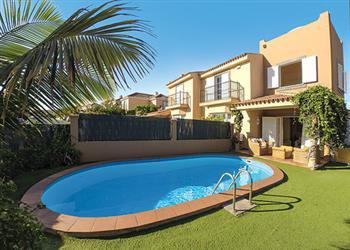 Villa Salvador in Gran Canaria