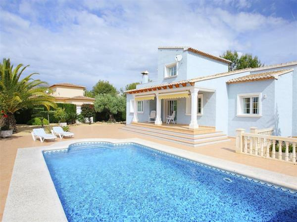 Villa Samantha in Alicante