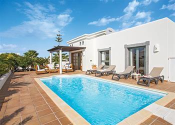 Villa Sami in Lanzarote