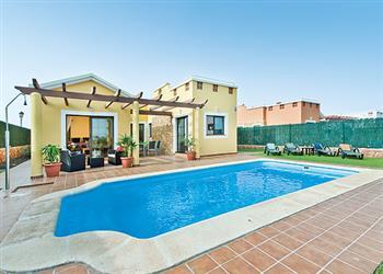 Villa Sammia in Fuerteventura