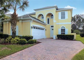 Villa Sand Hill Executive, Highlands Reserve, Disney Area and Kissimmee, Orlando - Florida With Swimming Pool