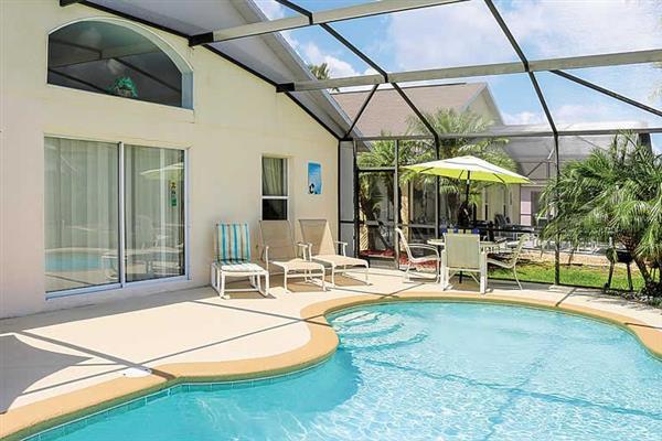 Villa Sandpiper, Disney Area and Kissimmee, Orlando - Florida With Swimming Pool