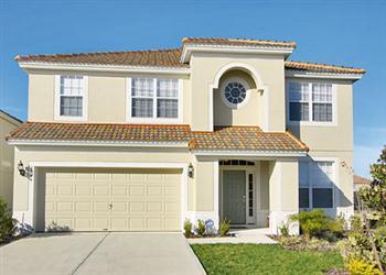 Villa Sandringham, Windsor Hills Resort, Orlando - Florida, United States With Swimming Pool