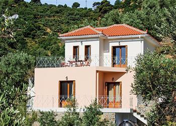 Villa Santa Varvara in Skopelos