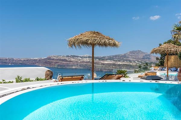 Villa Santorini Residence in Santorini