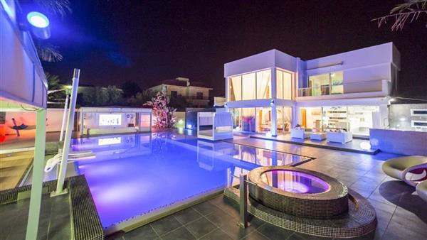 Villa Sapphire in