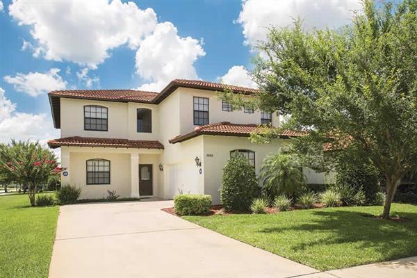 Villa Sapphire in Florida