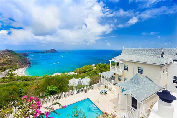 Villa Sapphire View in St Lucia