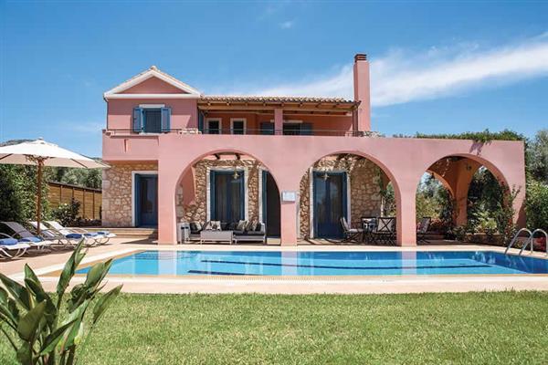 Villa Sappho in Lefkas