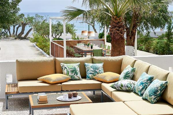Villa Saranta in Crete