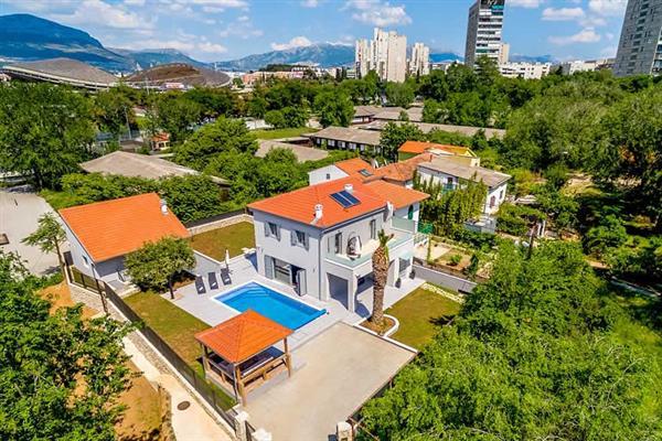 Villa Sarina in Croatia
