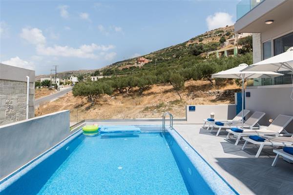 Villa Sarna in Crete