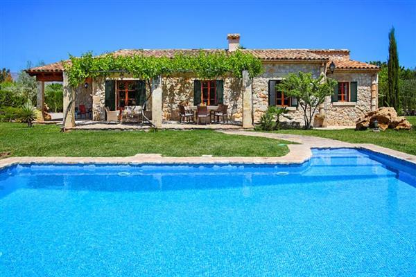 Villa Se Levanto in Illes Balears